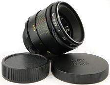 Virtually NEW! HELIOS 44-2 2/58 Russian Lens Fuji Fujifilm X Mount FX X-Pro 1 2