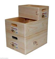 Truhen & Kisten aus Kiefer fürs Wohnzimmer