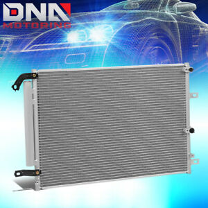 FOR 2014-2018 JEEP CHEROKEE 4361 ENGINE ALUMINUM AIR CONDITIONING A/C CONDENSER