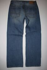 American Eagle Outfitters Mens Size 30 x 30 Boot Cut Dark Blue Jeans Bootcut