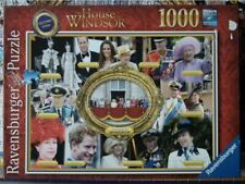 """Royal Family - """"The House Of Windsor"""" Jigsaw - complete in Excellent condition."""