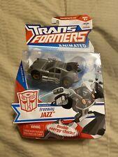 Hasbro Transformers Animated Deluxe - Freeway Jazz Action Figure