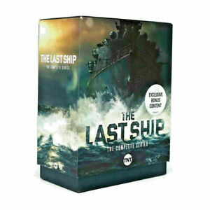 The Last Ship Complete Series DVD Box Set Seasons 1-5 ~ Brand New