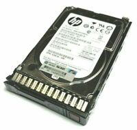 "Genuine HPE 1TB 6G 7.2k 2.5"" SFF SATA G8 G9 G10 Servers Hot-Swap HDD 656108-001"