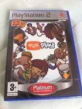 EyeToy Play - New/sealed (Sony PlayStation 2, 2004 - PAL)