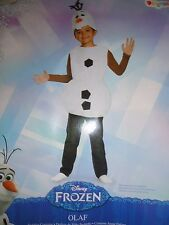 Disneys Frozen Toddlers Olaf Plush Halloween Costume by Disguise /Dress Up 4-6
