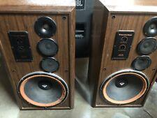 Cerwin Vega At-15 speakers