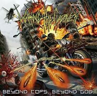 Waking the Cadaver - Beyond Cops. Beyond God. [New CD]