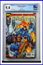 Fantastic Four #v3 #2 CGC Graded 9.4 Marvel February 1998 White Pages Comic Book