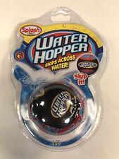 Ja-Ru Inc Water Hopper Splash fun #880 1pc Red/Blue & Black Nip