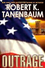 Outrage by Robert K. Tanenbaum