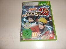 XBOX 360 Naruto Shippuden-Ultimate Ninja Storm 2