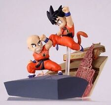 Bandai Dragon ball Z Imagination Gashapon Figure Part 1 GOKU Gokou & KRILLIN