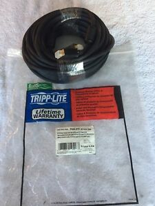 TRIPP LITE P500-075 75ft SVGA MONITOR EXTENSION GOLD CABLE W/RGB COAX HD15