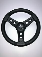 New OEM Gussi Boat All ABS composite Steering Wheel with soft touch rim