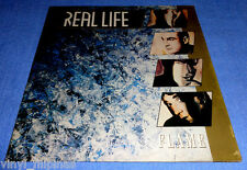 GERMANY:REAL LIFE - Flames LP ALBUM,NEW WAVE,RARE,Face To Face