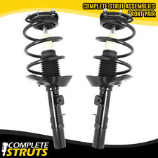 Front Quick Complete Strut & Coil Spring Assemblies Pair for 13-17 Honda Accord (Fits: Honda)