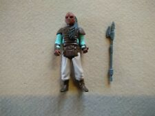 Vintage Star Wars Action Figure Weequay LFL 1983 100% complete original weapon