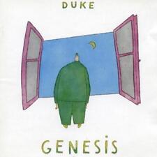 Genesis: Duke Japan Import w/ Artwork MUSIC AUDIO CD 16014-2 Atlantic 1980 Rock