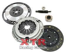XTR RACING CLUTCH KIT+CHROMOLY FLYWHEEL for 89-91 HONDA CIVIC CRX 1.5L 1.6L