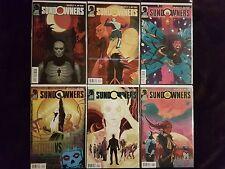 Sundowners (2014) Lot of 6 #1-6 1st Prints NM Dark Horse - Tim Seeley