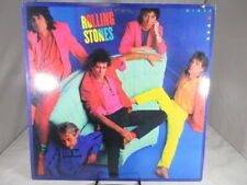 The Rolling Stones LP Rolling Stones Records 1986 OC 40250 Dirty Work VG+ c VG+