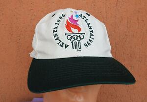 ATLANTA '96 Olympics Hat Cap USA Olympic Games The GAME Taiwan