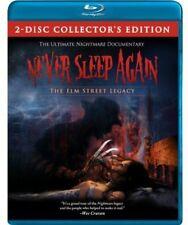 Never Sleep Again: The Elm Street Legacy (2014, Blu-ray NEUF) BLU-RAY/WS