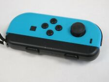 Nintendo - Joy-Con (Left) Wireless Controller for Nintendo Switch - Neon Blue