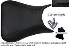 BLACK CUSTOM 98-03 FITS KAWASAKI NINJA ZX6R 636 A1P SEAT COVER