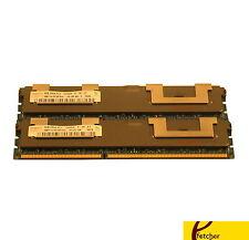 8GB (2X4GB) MEMORY FOR HP PROLIANT DL320 G6 DL360 G6 DL360 G7 DL370 G6 DL380 G6