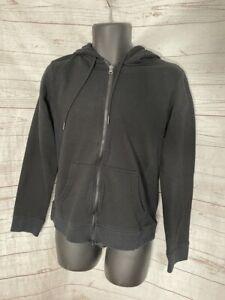 C9 by Champion Women's Black Full Zip Hoodie Cotton Blend Size L