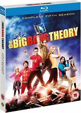 The Big Bang Theory - Season 5 (Blu-Ray)