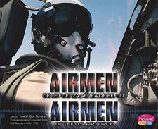 Airmen de la Fuerza Aérea de EE.UU./Airmen of the U.S. Air Force (Pebble Plus: