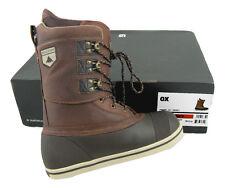 NEW $280 Burton OX Snowboard Boots!  US 8, UK 7, Mondo 26, Euro 41  Brown