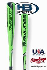 2019 Rawlings Threat (-12) USA Baseball Bat: US9T12