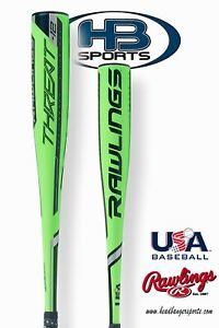2019 Rawlings Threat (-12) USA Baseball Bat: US9T12