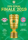 DFB-Pokalfinale 25.05.2019 RB Leipzig - FC Bayern München in Berlin - Aktuell