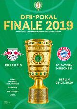 DFB-Pokalfinale 25.05.2019 RB Leipzig - FC Bayern München in Berlin