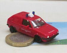 "Herpa 700160:  VW Golf ""U.S. Fire Department""  (984)"