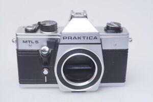 Praktica MTL5  SLR Kamera Body Camera mit M42 Schraubgewinde MTL 5 / M013