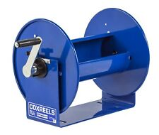 """Coxreels Compact Hand Crank Reel 4,000 PSI, Holds 3/4"""" x 100'  Hose Not Included"""