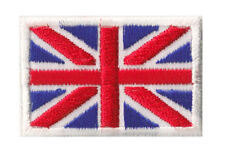 Ecusson patche petit patch thermocollant Royaume Uni Union Jack 45x30 mm