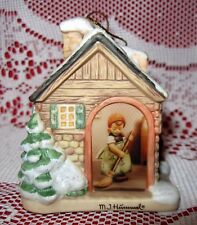 M.J. Hummel Christmas Ornament - Bavarian Village - Company'S Coming - 1999