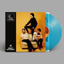 The Cribs - Night Network - Swimming Pool Blue Vinyl - New & Sealed - Pias