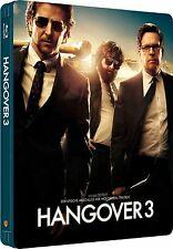 Hangover 3 Limitierte Deutsche Steelbook Edition auf Blu Ray NEU+OVP