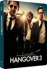 Hangover 3 Limitierte Steelbook Edition auf Blu Ray NEU+OVP