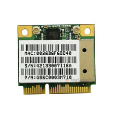 Atheros AR9280 AR5BHB92 Half size mini PCI-E Wireless WIFI Wlan card ROS UBNT