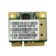 Atheros AR9280 AR5BHB92 Medio Tamaño Mini PCI-E tarjeta inalámbrica WIFI WLAN Ros Ubnt