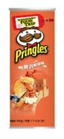 Pringles 品客 Shrimp Ball Flavor Party Snack Crisp 110g Orange Can